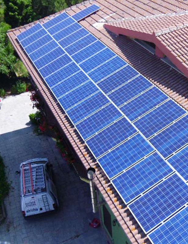 Elettrica Marras Impianti Elettrici Civili Pannelli Fotovoltaici