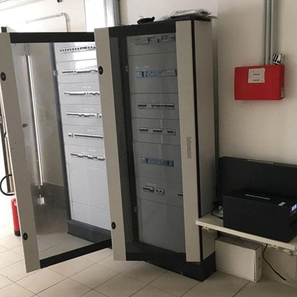 Elettrica Marras Ralizzazione Impianti Elettrici Industriali