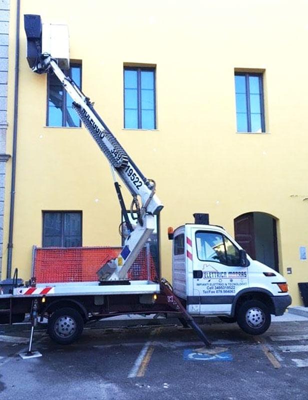 Elettrica Marras Realizzazione Installazione